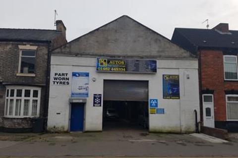 Industrial unit for sale - 43-45 De Grey Street, Hull, East Yorkshire