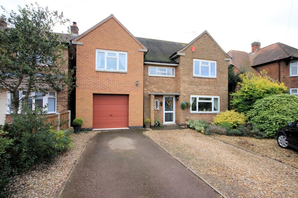 4 Bedrooms Detached House for sale in Kegworth Road, Gotham