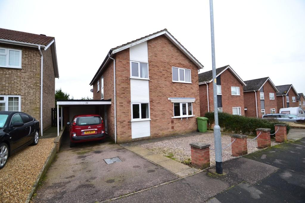 4 Bedrooms Detached House for sale in Chestnut Hill, Eaton