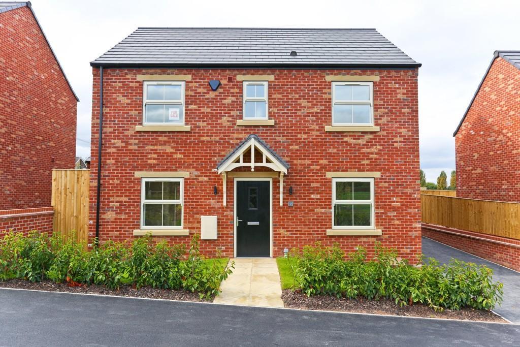 4 Bedrooms Detached House for sale in Weavers Green, Slack Lane