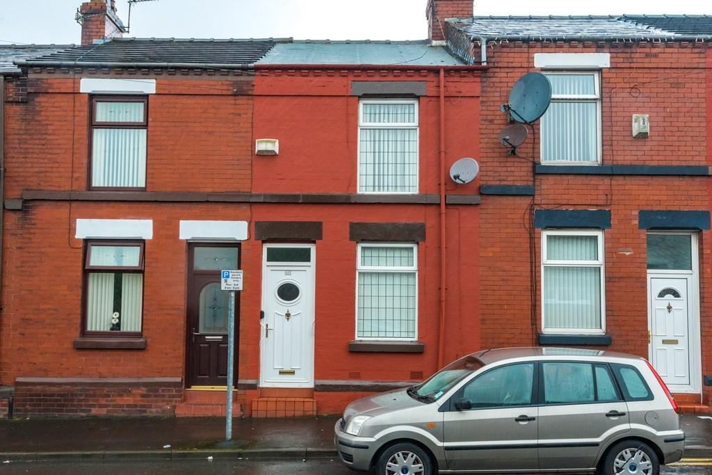 2 Bedrooms Terraced House for sale in Shaw Street, St Helens Central, St. Helens