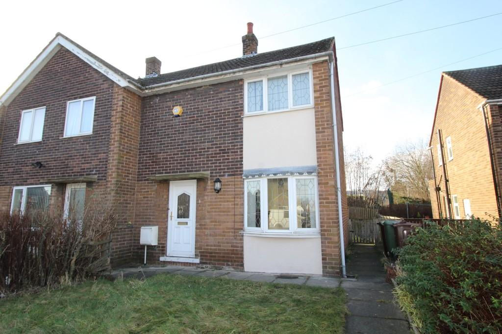 2 Bedrooms Semi Detached House for sale in Chiltern Avenue, Whitwood, Whitwood, West Yorkshire