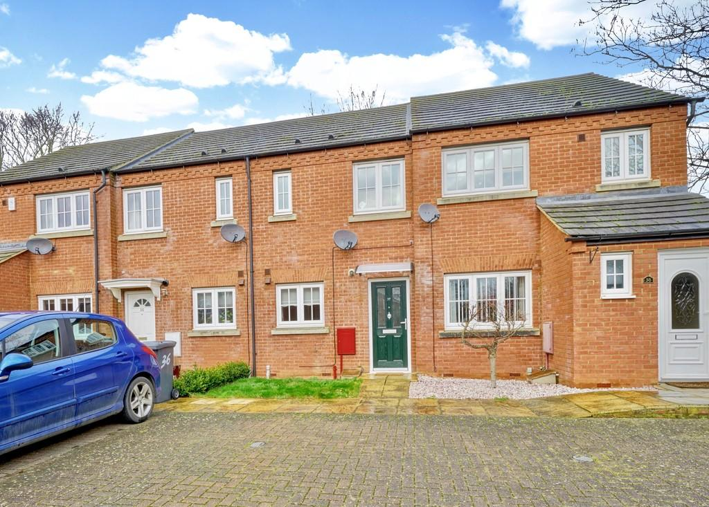 2 Bedrooms Terraced House for sale in Ibbett Lane, Potton
