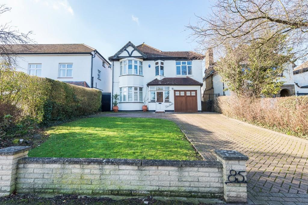 5 Bedrooms Detached House for sale in Birchvale, Spring Grove, Loughton