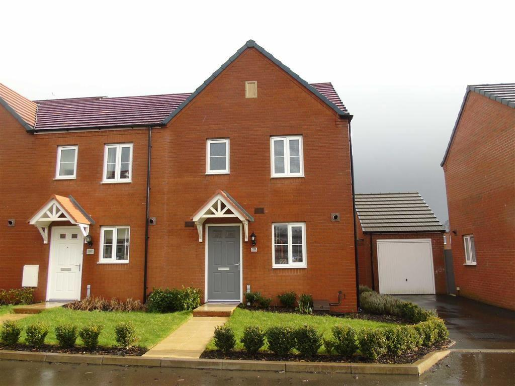 3 Bedrooms End Of Terrace House for sale in Stryd Bennett, Stradey, Llanelli