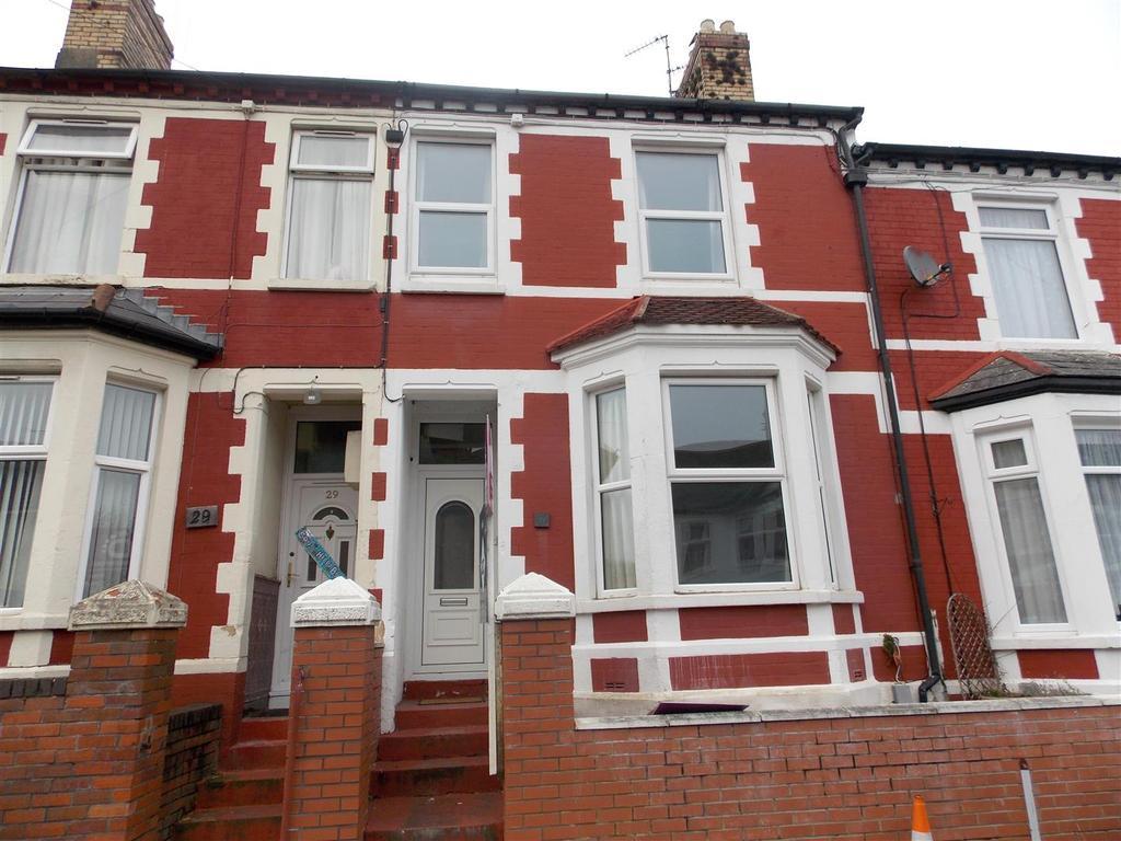 3 Bedrooms Terraced House for sale in Andrew Road, Cogan, Penarth