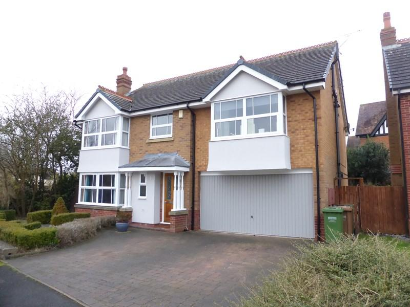 6 Bedrooms Detached House for sale in Prince Henrys Close, Evesham