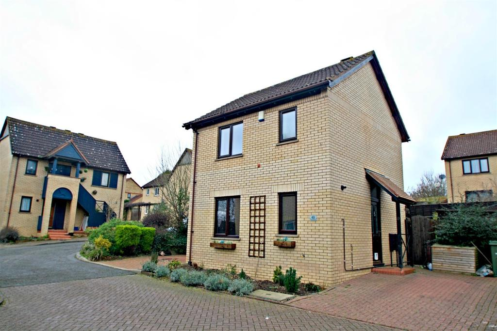 2 Bedrooms Detached House for sale in Rockspray Grove, Walnut Tree, Milton Keynes