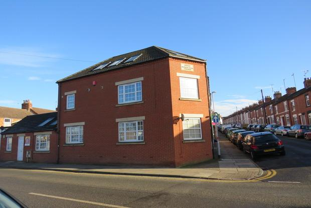 2 Bedrooms Apartment Flat for sale in 95 St Andrews Court, Semilong, Northampton, NN2
