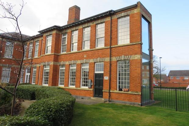 2 Bedrooms Apartment Flat for sale in South Meadow Road, Duston, Northampton, NN5