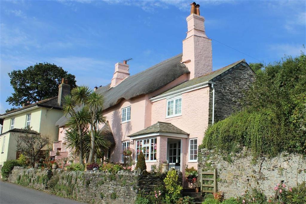 2 Bedrooms Semi Detached House for sale in Strete, Dartmouth, Devon, TQ6