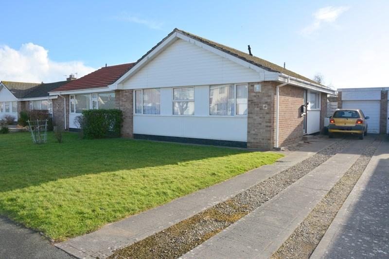 3 Bedrooms Semi Detached Bungalow for sale in St. Michaels Road, Burnham-On-Sea