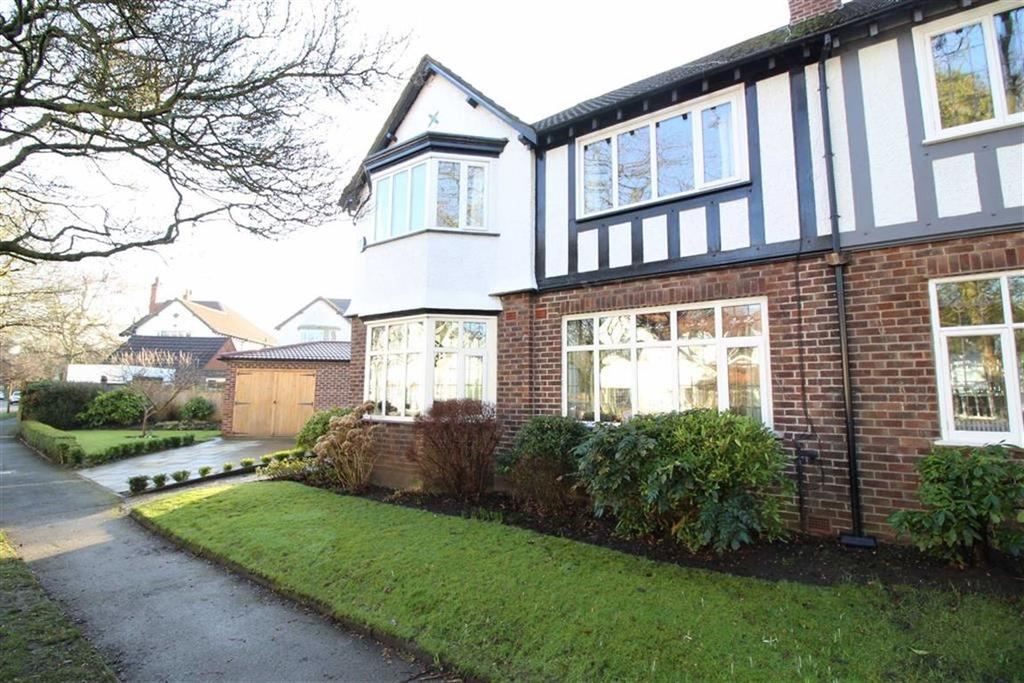 4 Bedrooms Semi Detached House for sale in Claude Road, Chorltonville