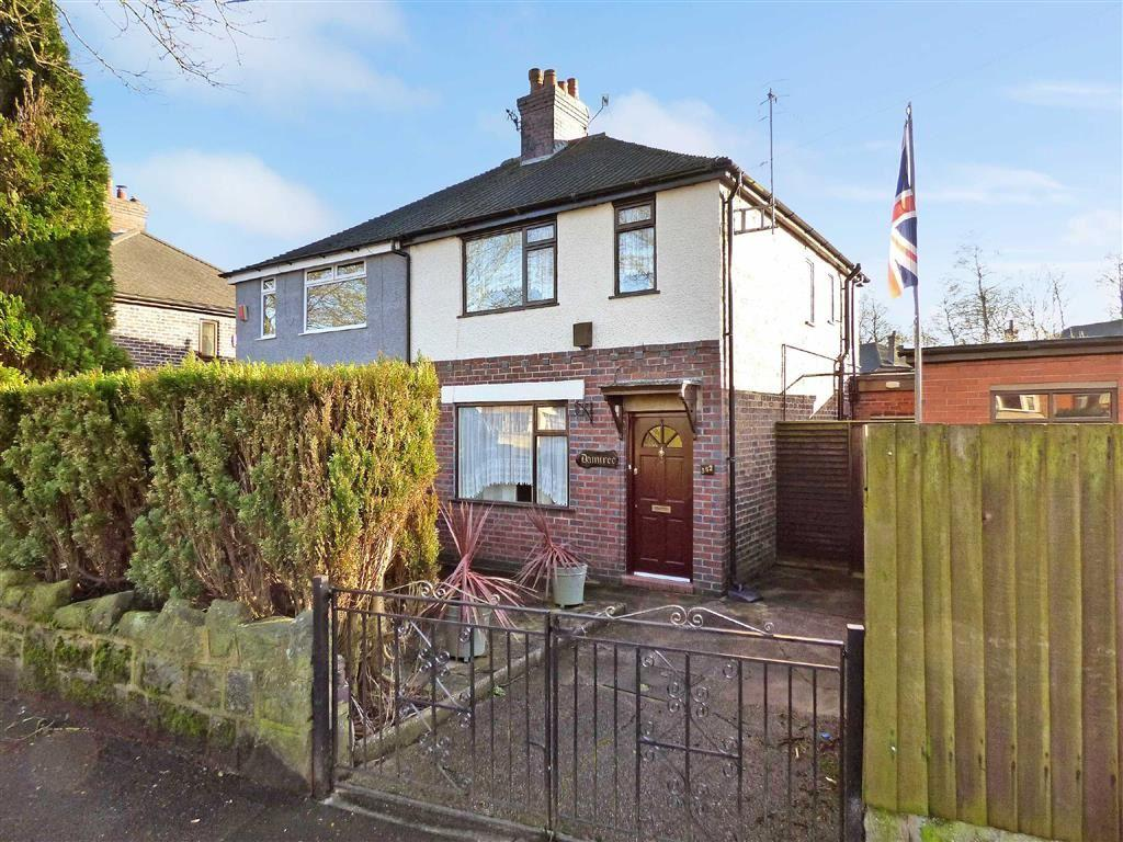 2 Bedrooms Semi Detached House for sale in Sneyd Street, Sneyd Green, Stoke-on-Trent
