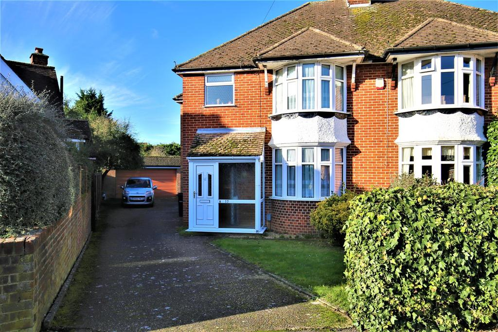 3 Bedrooms Semi Detached House for sale in Brockenhurst Avenue, Maidstone