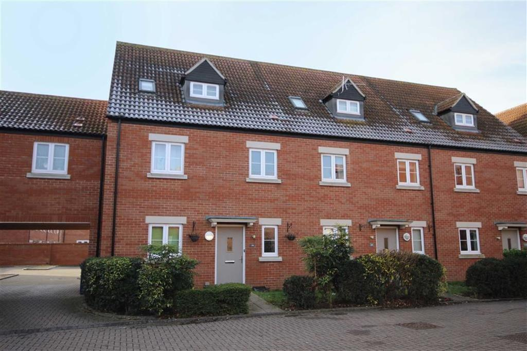 4 Bedrooms Terraced House for sale in Marlstone Drive, Churchdown, Gloucester, GL3