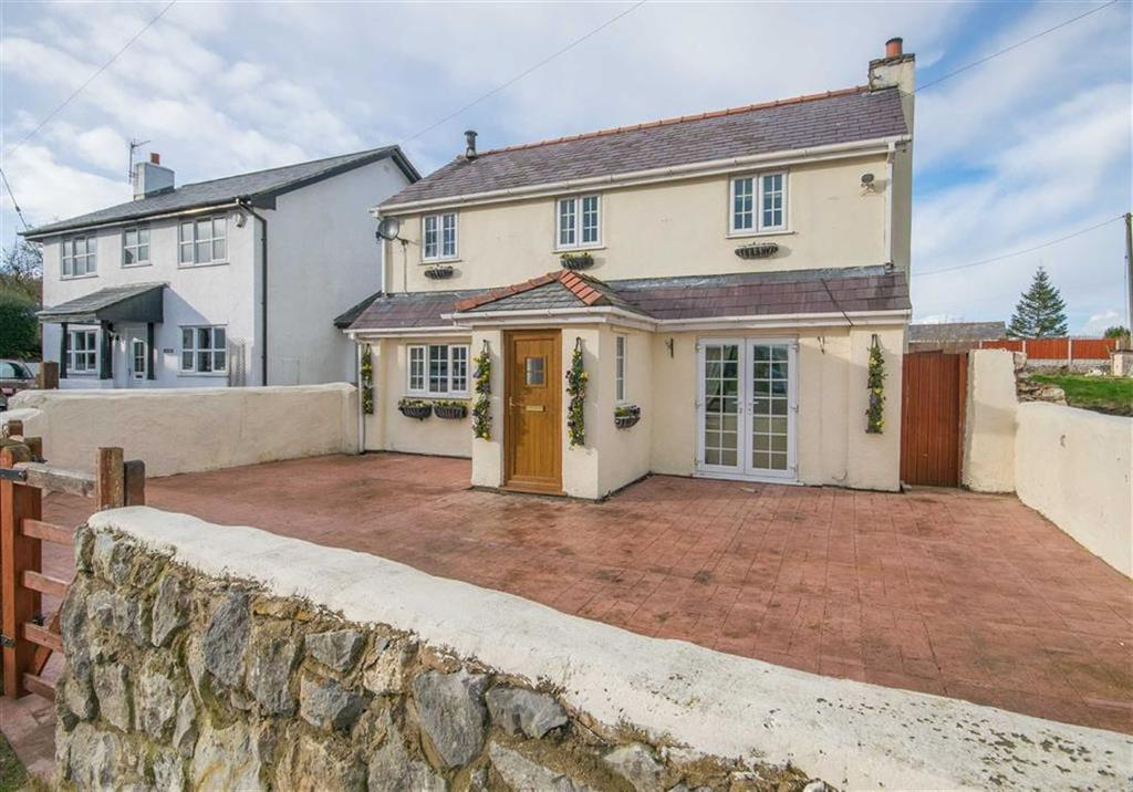 4 Bedrooms Detached House for sale in Pen-yr-Hwylfa, Brynford, Holywell