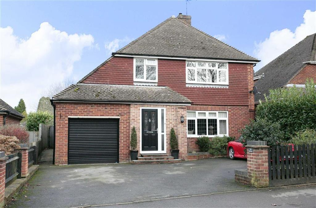 4 Bedrooms Detached House for sale in Queensway, Banbury