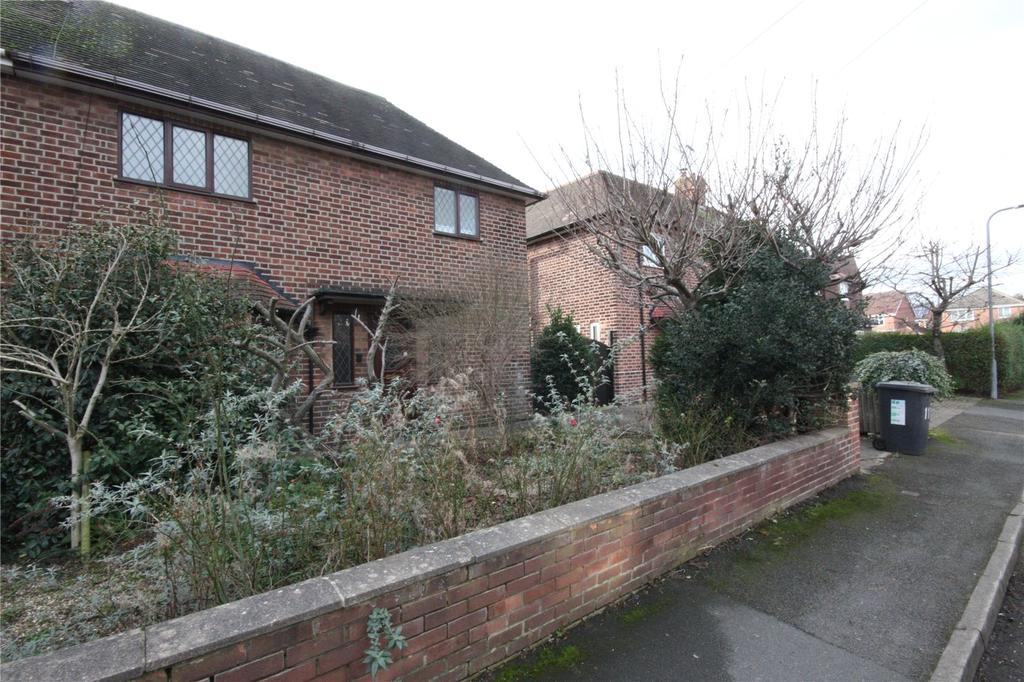 3 Bedrooms Semi Detached House for sale in Scrivelsby Gardens, Beeston, Nottingham, NG9