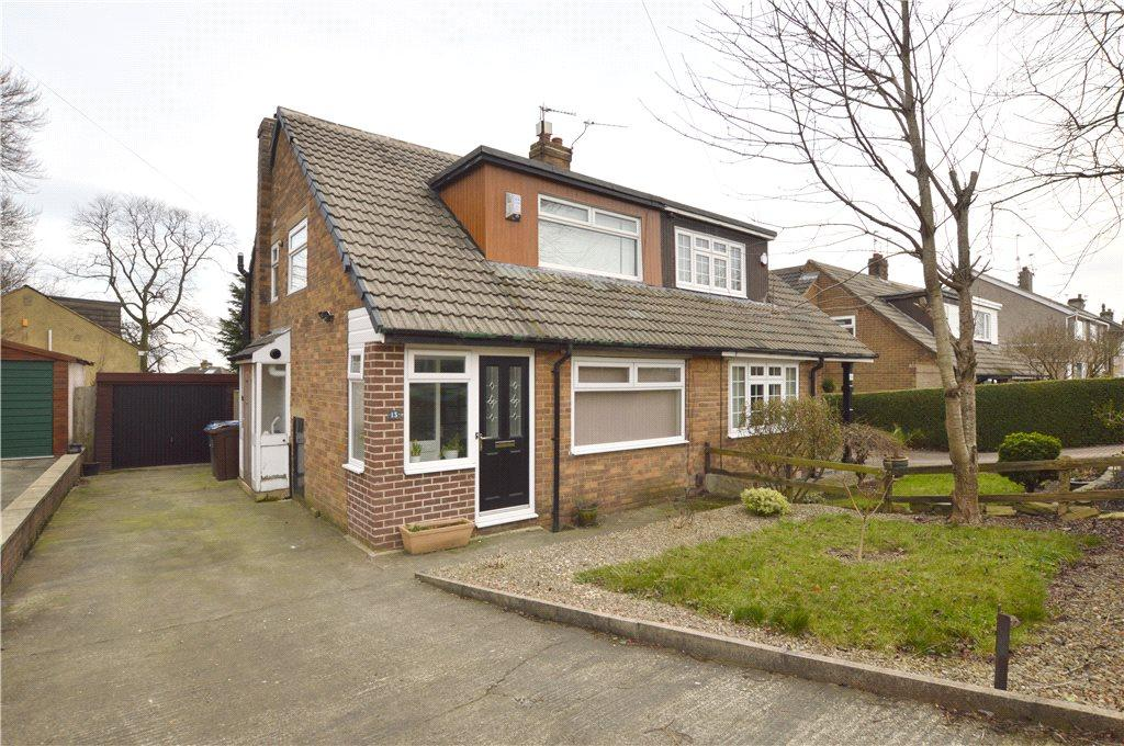 2 Bedrooms Semi Detached House for sale in Leeds Road, Eccleshill, Bradford, West Yorkshire