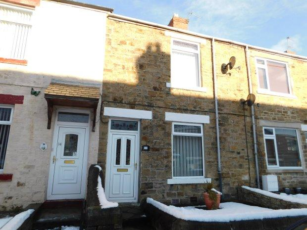 2 Bedrooms Terraced House for sale in WEST VIEW, EVENWOOD, BISHOP AUCKLAND