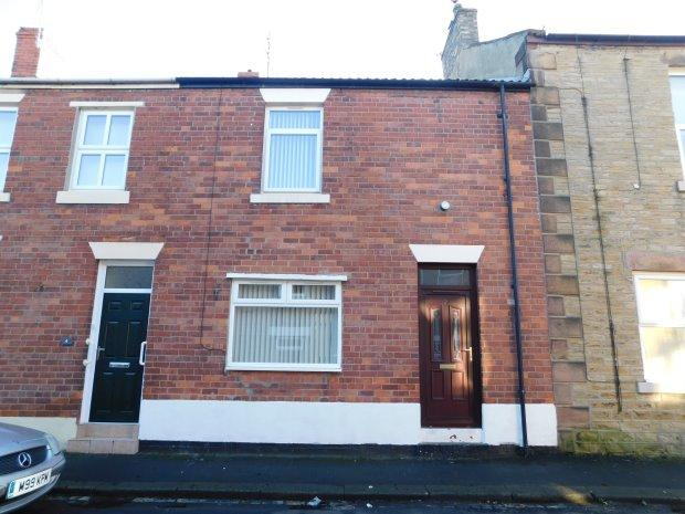 2 Bedrooms Terraced House for sale in VICTORIA STREET, SHILDON, BISHOP AUCKLAND
