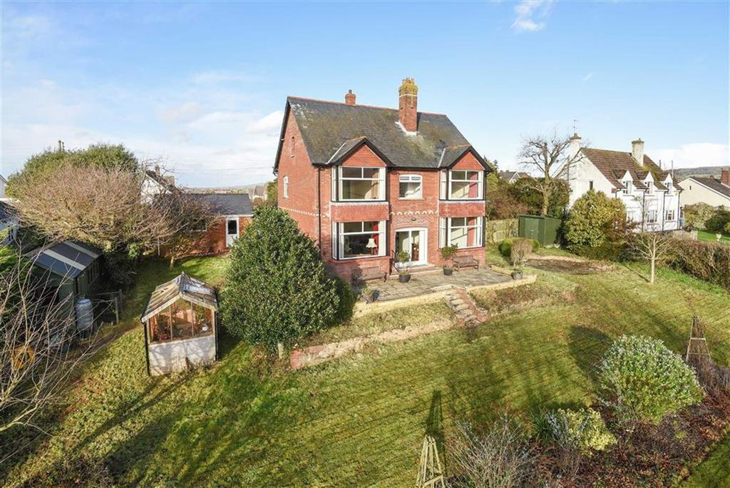 4 Bedrooms Detached House for sale in Longdogs Lane, Ottery St Mary, Devon, EX11
