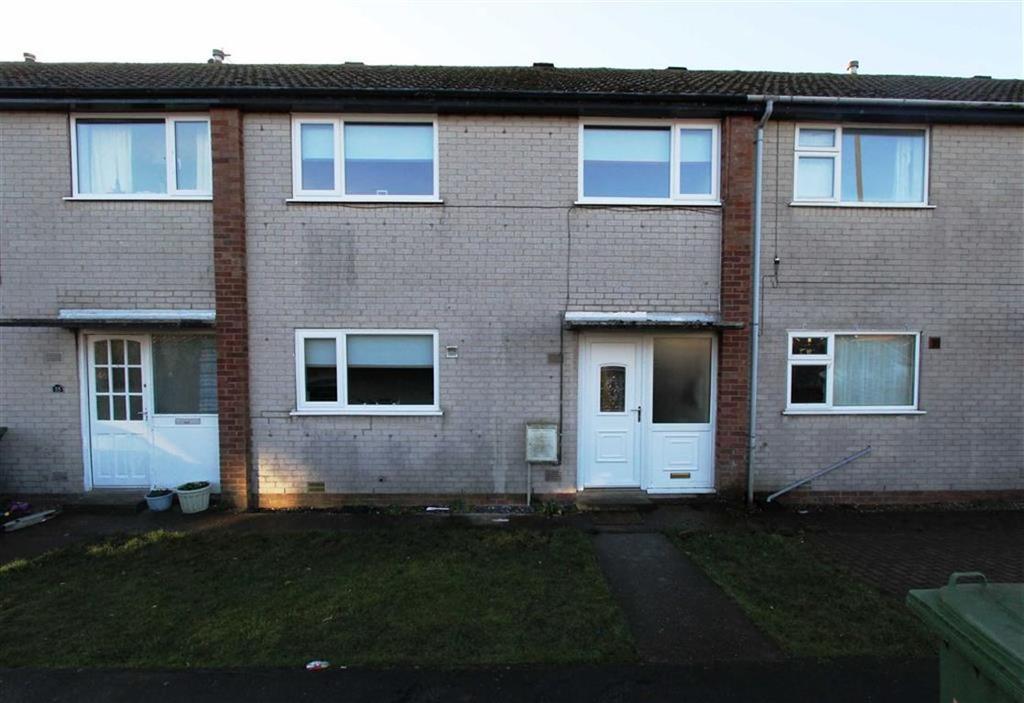 3 Bedrooms Terraced House for sale in Burstall Hill, Bridlington, YO16
