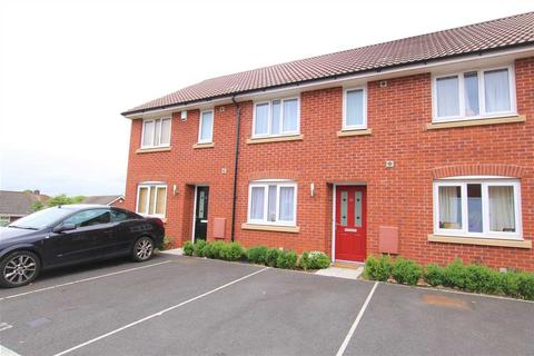 2 bedroom terraced house to rent - Brickworks Close, Speedwell, Bristol