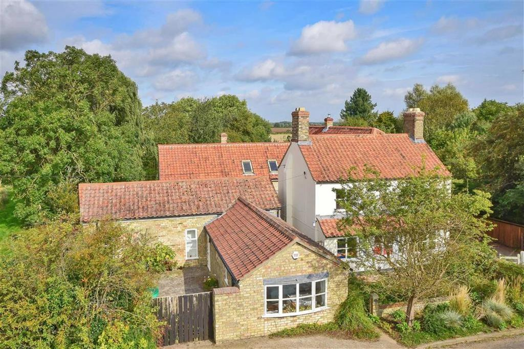 7 Bedrooms Detached House for sale in Nettleham Road, Scothern, Lincoln, Lincolnshire