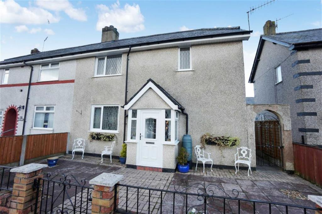 3 Bedrooms Semi Detached House for sale in Cae Person, Llanrwst, Conwy