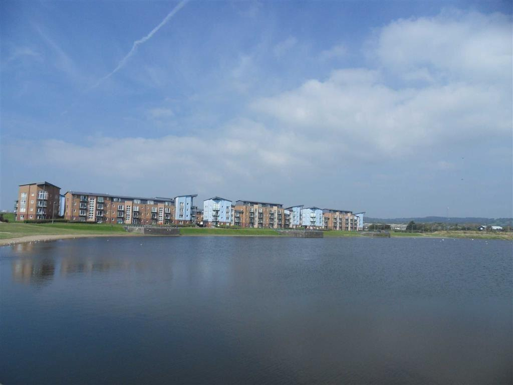 3 Bedrooms Penthouse Flat for sale in Cwrt Naiad, Llanelli