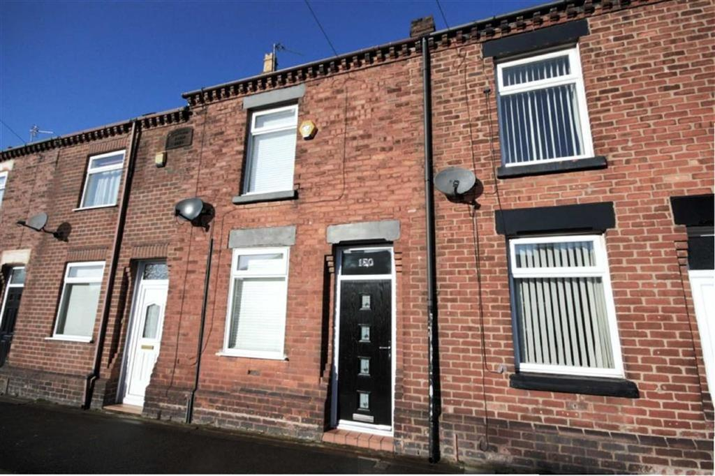 2 Bedrooms Terraced House for sale in Park Street, Haydock, St Helens, WA11