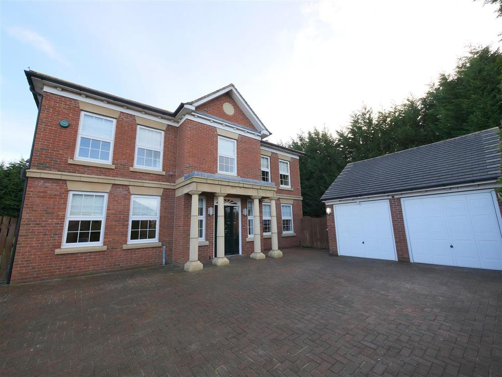 5 Bedrooms Detached House for sale in Aylesford Mews, Sunderland