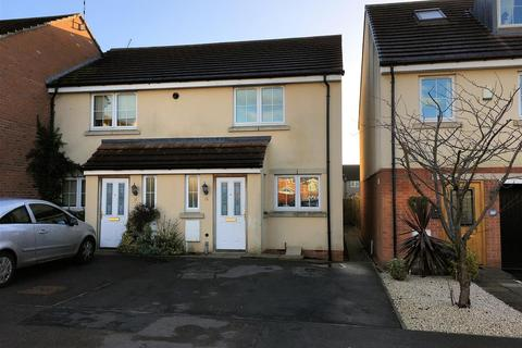 2 bedroom semi-detached house for sale - Woodleigh Close, Leicester