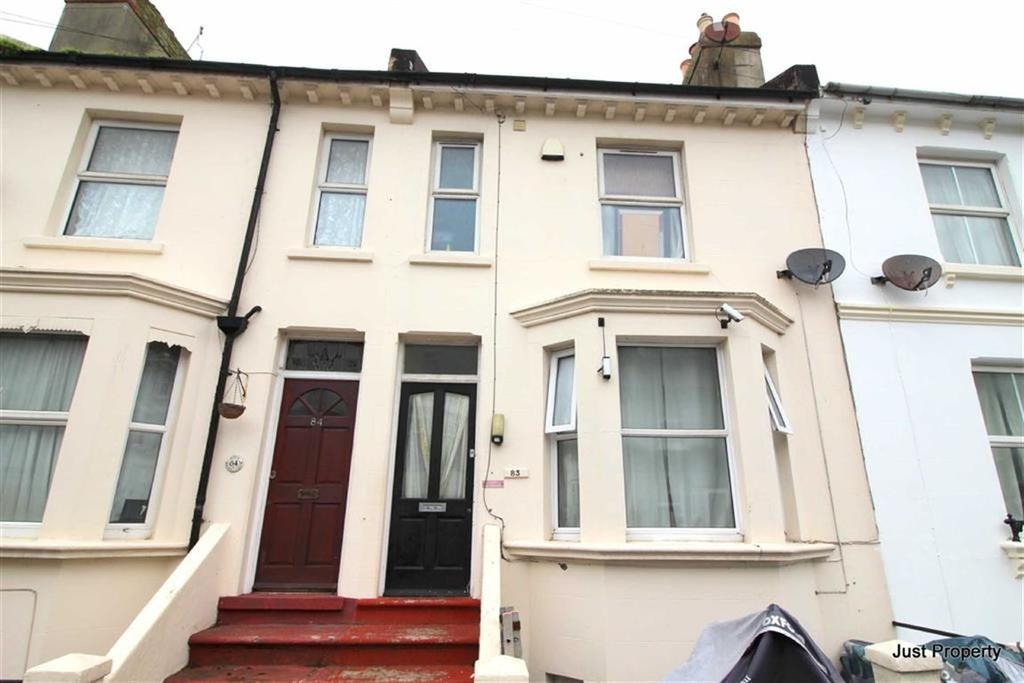 4 Bedrooms Terraced House for sale in Manor Road, Hastings