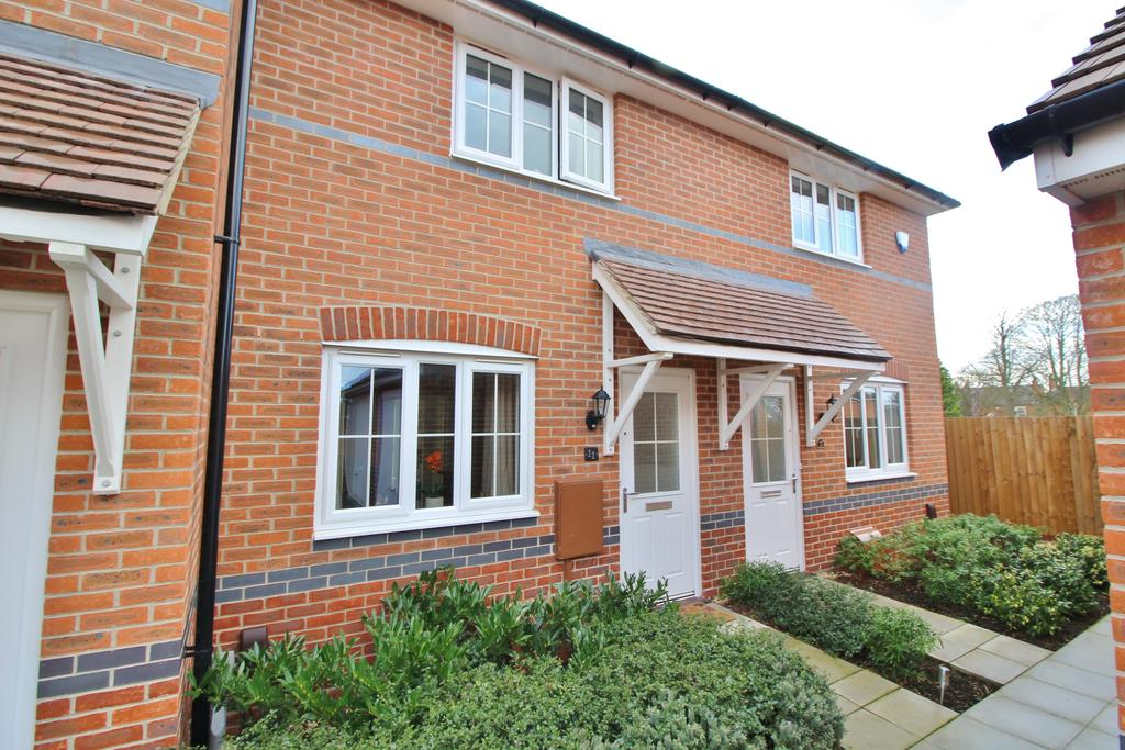 2 Bedrooms Terraced House for sale in Cover Drive, Bottesford, Nottingham, Leicestershire NG13