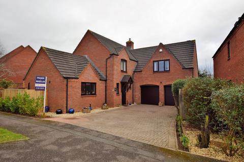 4 bedroom house for sale - Pinn Lane, Pinhoe, EX1