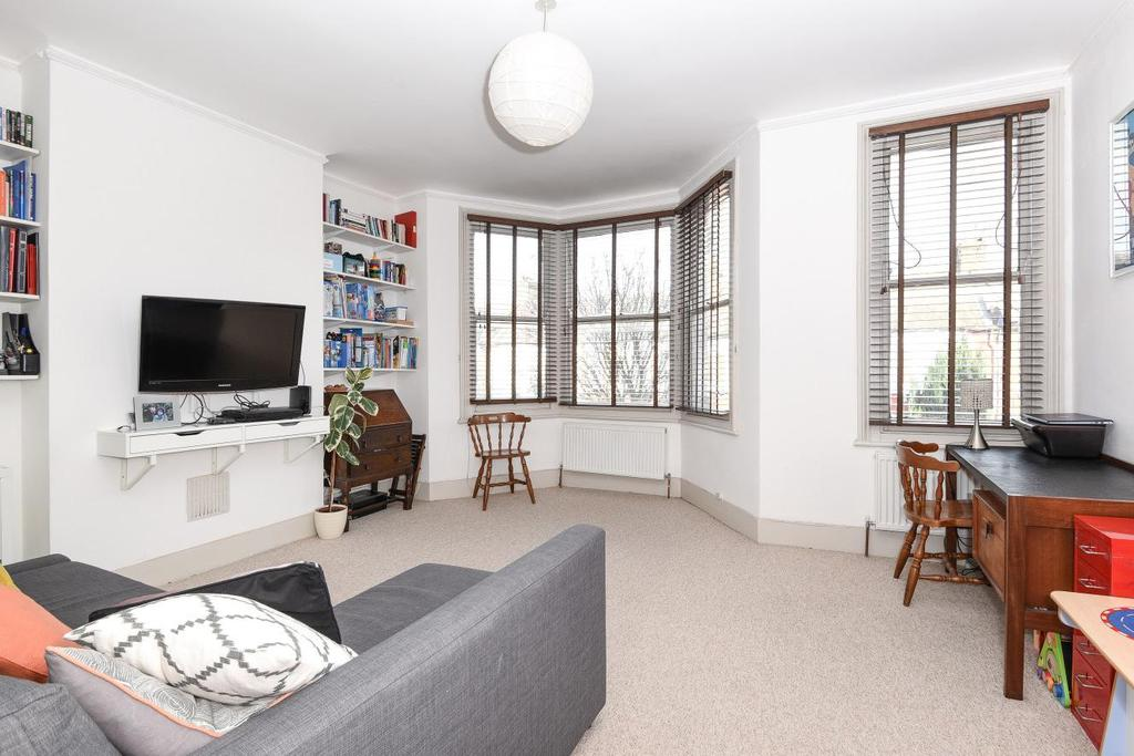2 Bedrooms Flat for sale in Frobisher Road, Harringay