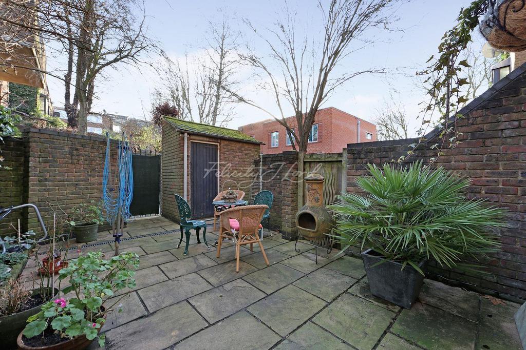 4 Bedrooms Terraced House for sale in Hamilton Park West, Islington, N5