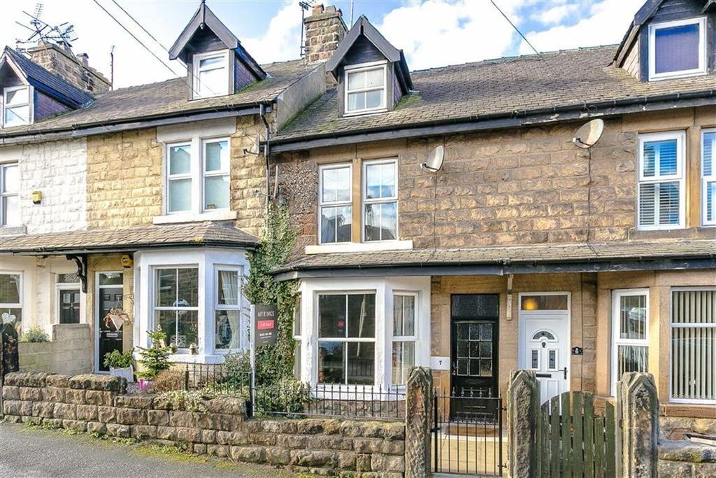 4 Bedrooms Terraced House for sale in North Lodge Avenue, Harrogate, North Yorkshire