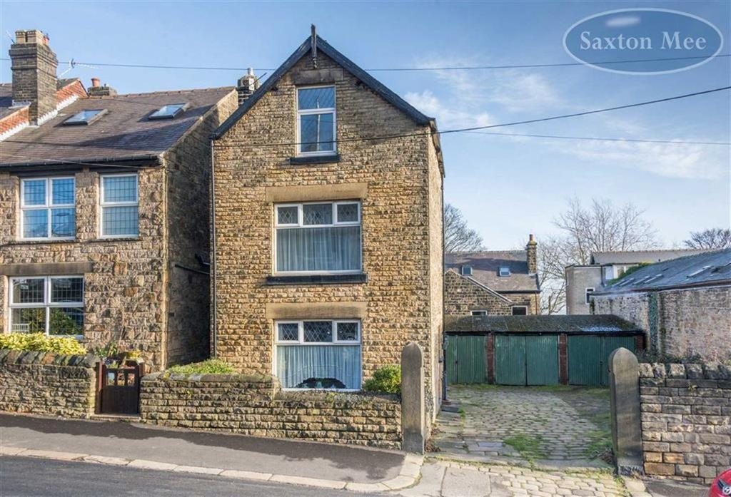 2 Bedrooms Detached House for sale in Cobden View Road, Crookes, Sheffield, S10