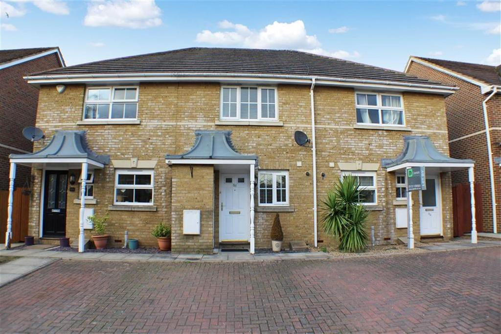 2 Bedrooms Terraced House for sale in Puddingstone Drive, St Albans, Hertfordshire
