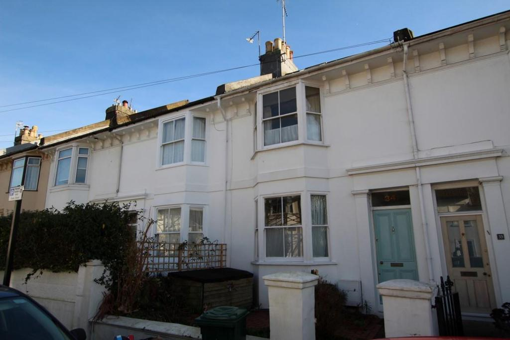 4 Bedrooms House for sale in Hanover Street, Brighton