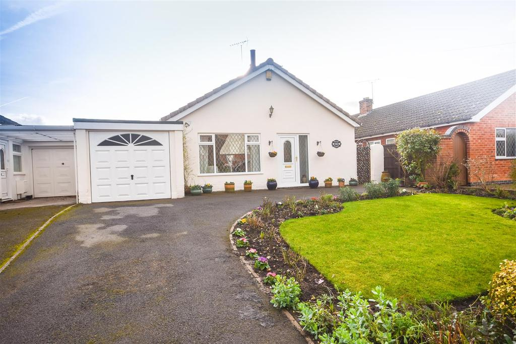 2 Bedrooms Detached Bungalow for sale in Main Street, East Bridgford, Nottingham