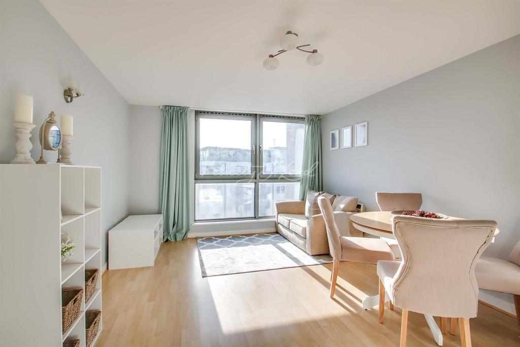 1 Bedroom Flat for sale in Arizona Building, Deals Gateway,SE13 7QQ