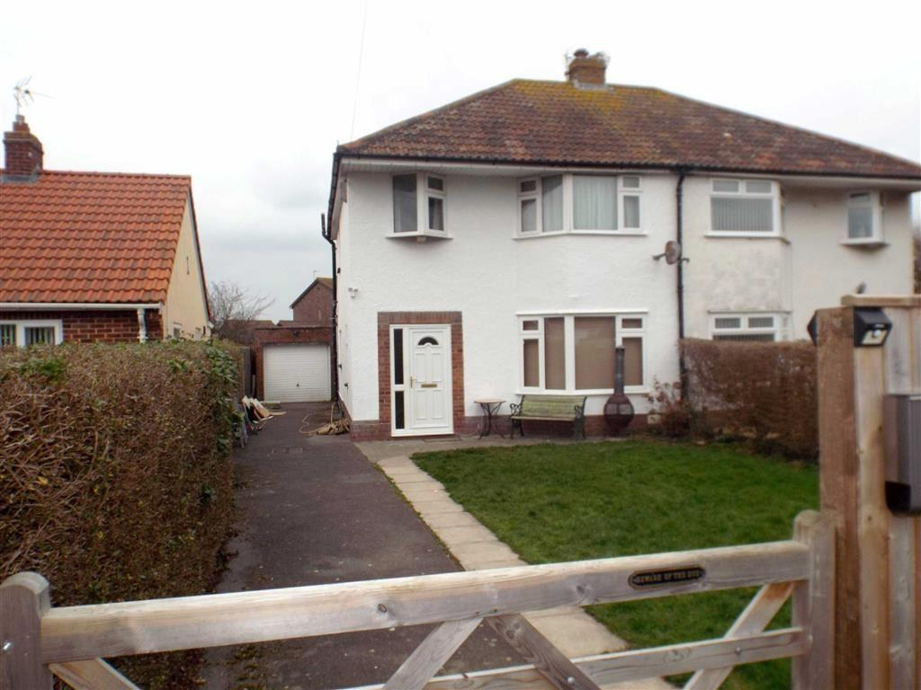 3 Bedrooms Semi Detached House for sale in Stoddens Road, Burnham On Sea