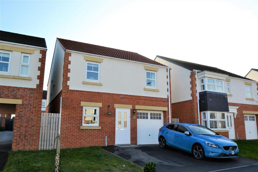 4 Bedrooms Detached House for sale in Snowdrop Close, Spennymoor, Spennymoor