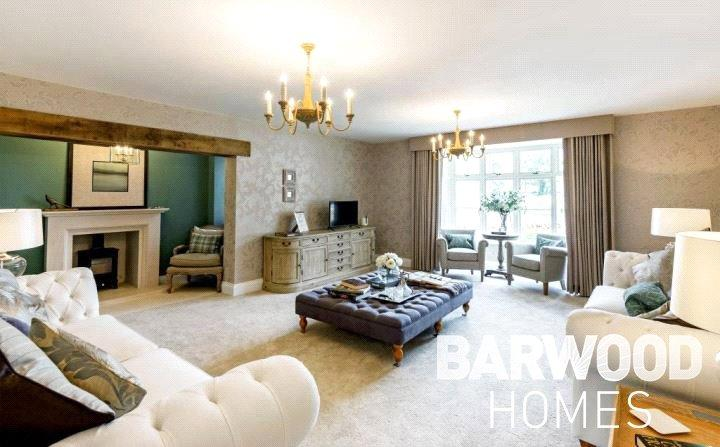 5 Bedrooms Detached House for sale in Plot 10, Little Rushes, Kings Sutton, Banbury, Oxfordshire, OX17