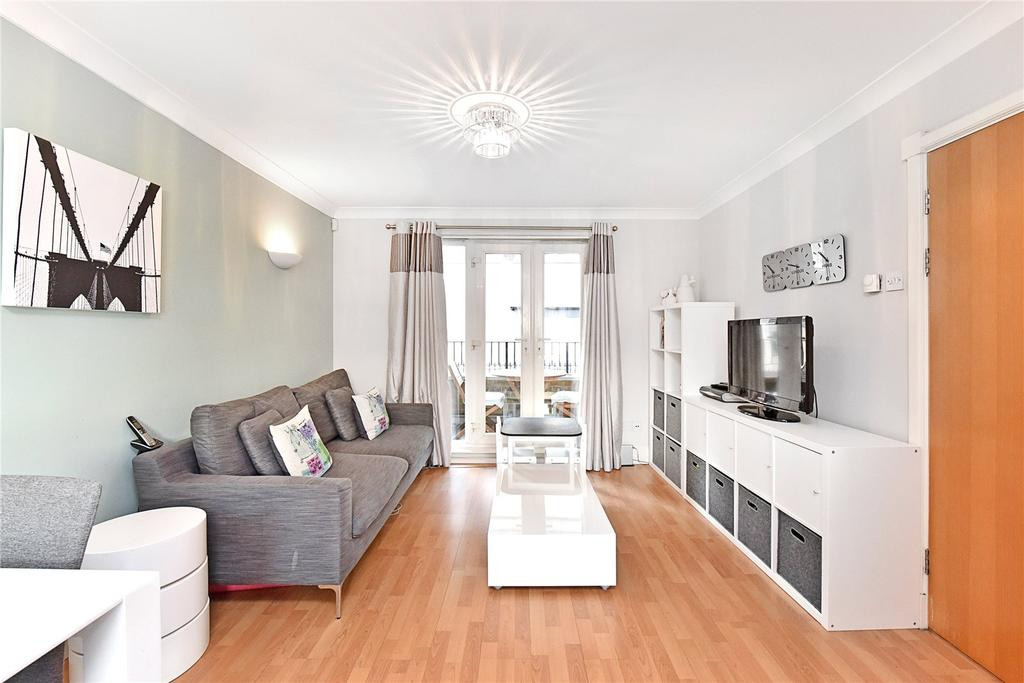2 Bedrooms Flat for sale in Sapphire Court, 1 Ensign Street, London, E1
